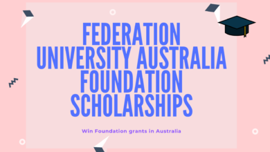 Photo of Federation University Australia Foundation Scholarships