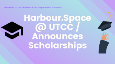 Photo of Harbour.Space @ UTCC / Announces Scholarships / University of the Future Master / €6,000 100% & tuition fee Fri Dec 20 2019