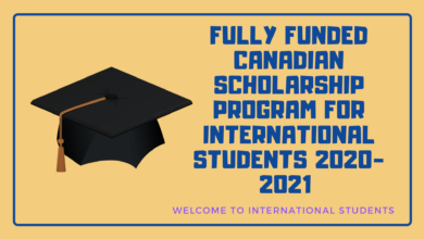 Photo of Fully funded Canadian Scholarship Program for International Students 2020-2021