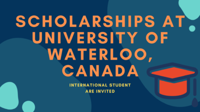 Photo of Scholarships at University of Waterloo, Canada International Student are invited
