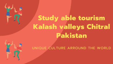 Photo of Study able tourism Kalash valleys Chitral Pakistan