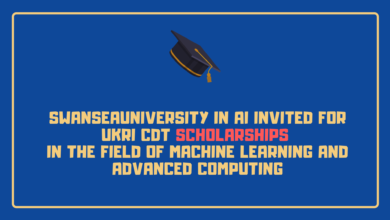 Photo of Swansea University in AI Invited for UKRI CDT Scholarships in the Field of Machine Learning and Advanced Computing