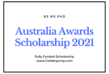 Photo of Australia Awards Fully Funded Scholarships 2021
