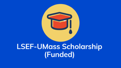 Photo of LSEF- UMass Scholarship (Funded)