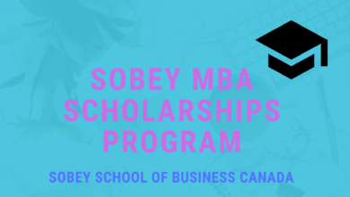 Photo of Sobey MBA Scholarships program