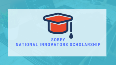 Photo of Sobey National Innovators Scholarship
