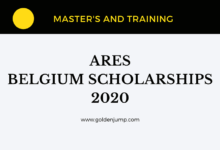 Photo of BELGIUM SCHOLARSHIPS ARES 2020 FULLY FUNDED