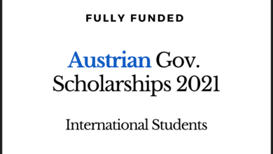 Photo of Fully Funded Austrian Development Scholarships 2020 International Students