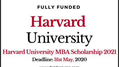 Photo of Fully Funded Harvard University MBA Scholarship 2021 for International Students