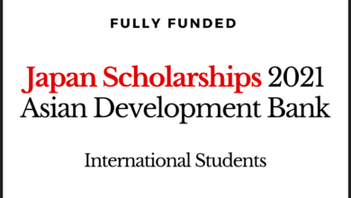 Photo of Fully Funded Japan Scholarship Program 2020 for International Students