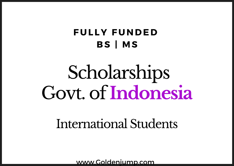Fully Funded KNB Scholarships 2020 Republic of Indonesia