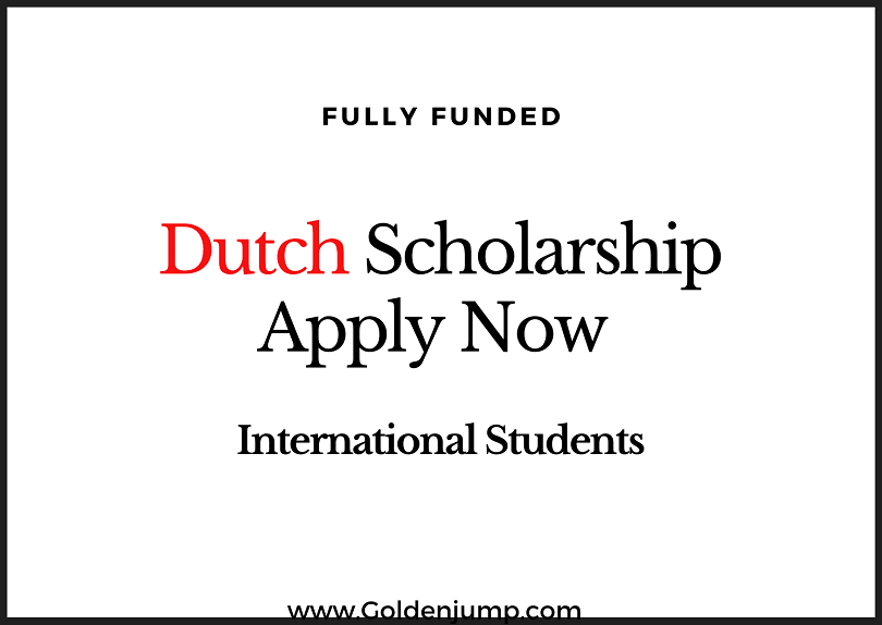 Fully Funded Orange Knowledge Programme 20202021 Dutch Ministry of Foreign Affairs