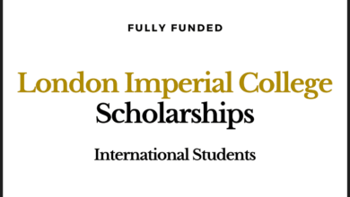 Photo of Fully Funded President's PhD Scholarships 2020 London Imperial College
