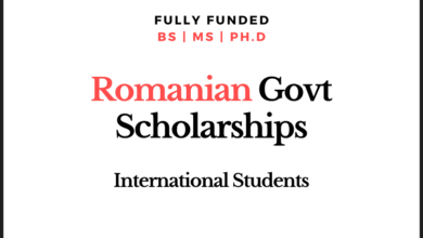 Photo of Fully Funded Romanian Govt Scholarships 2020/2021 for International Students