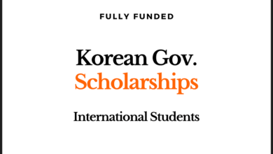 Photo of Fully Funded Scholarship by Korean Government 2020
