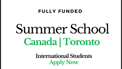 Photo of Fully Funded Summer School in Canada 2020 at York University