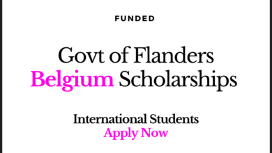 Photo of Govt of Flanders – Belgium – Funded Master Mind Scholarships 2021