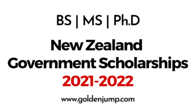 Photo of New Zealand Government Scholarships 2021-2022 for International Students