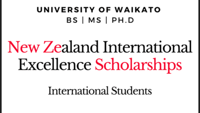 Photo of New Zealand Scholarships 2020 for International Students