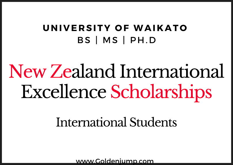 New Zealand Scholarships 2020 for International Students