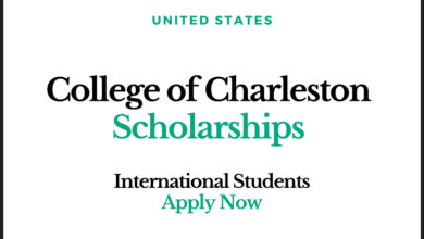 Photo of The College of Charleston Scholarships 2020-2021 in U.S.A