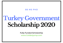 Photo of Turkey Government Scholarships 2020