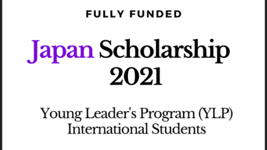 Photo of Fully Funded Japan Scholarship 2021 – Young Leader's Program (YLP)