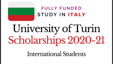 Photo of Fully Funded Scholarships 2021 in Europe for International Students