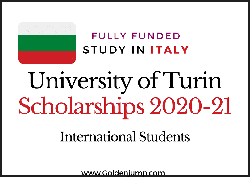Fully Funded Scholarships 2021 in Europe for International Students