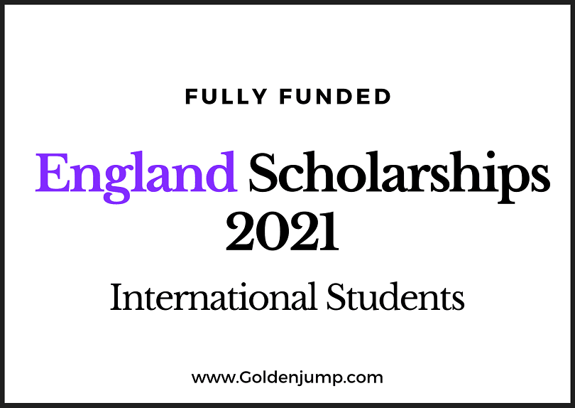 Fully Funded The University of Sheffield Scholarships In England 2020