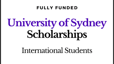 Photo of Fully Funded University of Sydney Scholarships for International Students