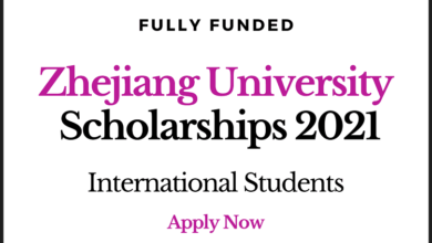Photo of Zhejiang University 2020 Fully Funded Scholarships for International Students