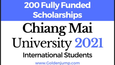 Photo of Fully Funded 200 Presidential Scholarships by Chiang Mai University