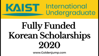 Photo of Fully Funded KAIST International Student Scholarships 2020-21 in Korea