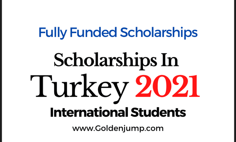 Fully Funded Turkey Scholarships 2021 for Masters and Ph.D ...