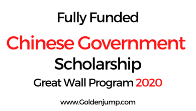 Photo of Fully Funded UNESCO Chinese Government Scholarship 2020