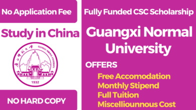 Photo of Fully Funded Chinese Government Scholarship CSC 2020 Masters and Ph.D