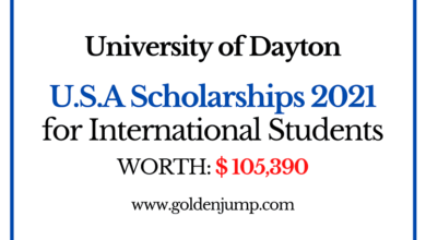 Photo of United States Undergraduate Scholarships 2021 at University of Dayton