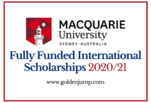 Photo of Fully Funded International HDR Main Scholarship 2020 in Australia at Macquarie University
