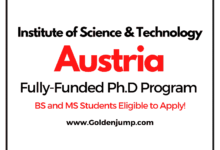 Photo of Fully-Funded Ph.D Scholarships 2021 at Institute of Science and Technology, Austria