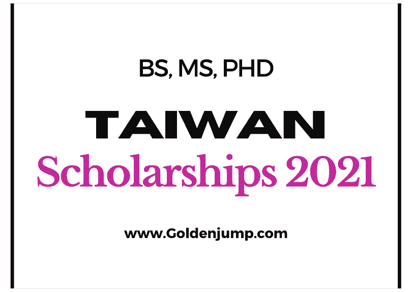 National Chiao Tung University, Taiwan International Scholarships 2021 for Undergraduate, MS and Ph.D Students