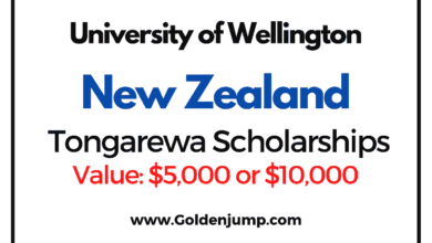 Photo of New Zealand Tongarewa Scholarships 2021 for International Students, University of Wellington
