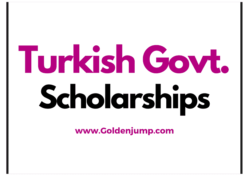 Turkey Government Research Scholarships 2021 International Students Funded