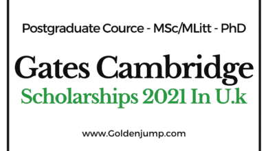 Photo of U.K. Fully Funded International Gates Scholarship 2021 – University of Cambridge