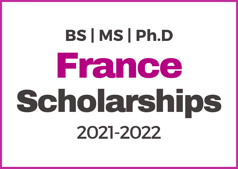 The Emile Boutmy Scholarships 2021-2022 BS, MS, Ph.D France - Sciences Po Paris