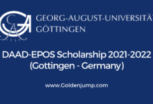 Photo of University of Göttingen – DAAD-EPOS Scholarship 2021-2022 | Masters in Development Economics