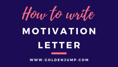Photo of How to write an effective motivation letter for scholarship and job (with example)