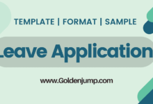Photo of How To Write An Application For Sick Leave ( Samples) | CoronaVirus