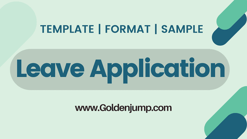 How To Write An Application For Sick Leave ( Samples) | CoronaVirus