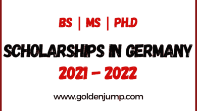 Photo of International Scholarships in Germany 2021-2022 | BS-MS-Ph.D